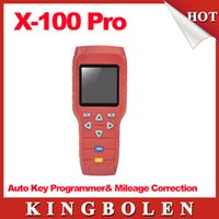 Wholesale 2015 New Released Original X Pro Auto Key Programmer Mileage Correction Via OBD DHL