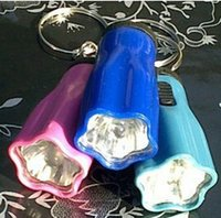Flashlight keychain - DHgate VIP Seller Mini Plum keychain led flashlight super bright flashlight mini flashlight DHL