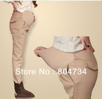 Wholesale Pregnant women pants pregnant women prop belly pants Maternity