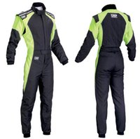 Wholesale sets spring summer Autumn waterproof Professional car racing suits Two piece overalls Siamese car racing suits