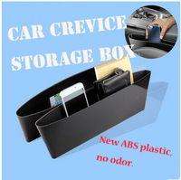 Wholesale Car Storage Box Tool Box Grocery Bags Storage Bag Car Accessories Car Seat Pocket Catcher Organizer Storage box Car Seat PP Stowing Tidying