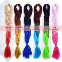 Cheap xpression braiding hair Best ombre hair
