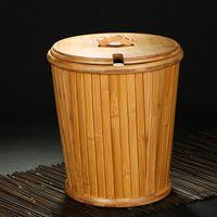 bamboo leaf tea - Bamboo Detong anti Yi tea burst leaky bucket bucket of tea leaf barrel Detong universe in six provinces shipping