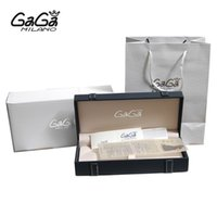Wholesale Original box for GAGA watches dedicated box gaga watch original gift box upscale exquisite gift watch box