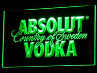 absolut white - a025 Absolut Vodka Country of Sweden Neon Light Sign Dropshipping
