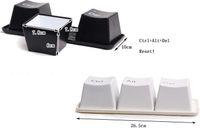 alt key - Ctrl ALT DEL Keyboard cup Key Coffee Tea Mug Cup Container Choose Black White Color