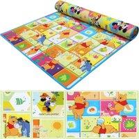 Wholesale New Design Children s Floor Mats cm Baby Carpet with Cartoon Character Waterproof Baby Mat for Kids
