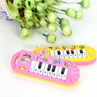 Wholesale Hot sales Pc Useful Popular age Baby Kids Piano Music Developmental Cute Toy order lt no tracking