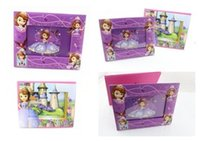 Wholesale 2015 new style Snow princess photo frame photo frame sofia Princess Snow White Mouse photo frame Size