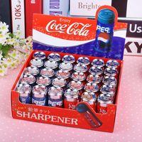 Manual pepsi cola - Creative stationery cartoon mini pencil sharpener student stationery Pepsi Cola
