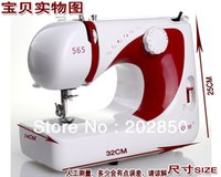 Wholesale Multi function Household Sewing Machines Can Sew Thick cloth With16 Different Stitches Embroidery Functions Hot