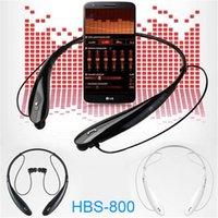 earphones iphone - Bluetooth Headset Neckband Sports Headphones for iPhone Samsung for LG Tone HBS Tone Ultra Wireless Earphone Headset
