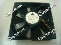 Wholesale Delta Electronics AUB1212M S45G DC V A wire pin connector Server Square Fan x120x25mm