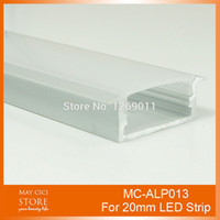 aluminum flanges - 0 M Recessed Aluminum LED Profile with Flange Using for Strip within mm Width mm Deep