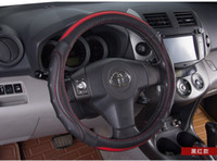apply wheels - 2015 Newest Steering Wheel Covers Apply to Toyota Highlander Carola Camry High Quality and Good Service