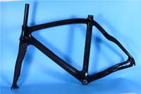 Wholesale carbon road bike frame carbon dogm disc brake frames Frame Fork Seatpost Clamp Headset
