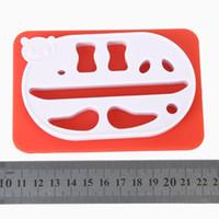 Wholesale x Panda Shape Sushi Rice Ball Mold Onigiri Mould with Nori Punch order lt no track
