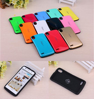 ascend case - iFace Mall Shockproof Hybrid TPU PC Armor Shell Gel Case Cases Cover For HUAWEI G730 Ascend Mate7 P6 P7 P8 Lite Honor Without Retail Box