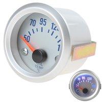 auto oil temperature gauges - 2 quot mm Celsius Degree Oil Temperature Meter Gauge with Sensor for Auto Car CEC_508