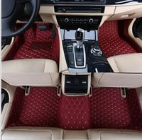 Wholesale High quality Custom special floor mats for Mercedes Benz R MATIC seats Easy to clean carpets for R300 Free shippin