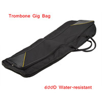 Wholesale Trombone Accessories Alto Tenor Trombone Gig Bag Trombone Case Water resistant Design Retail