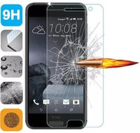 aero quality - High quality Tempered Glass Film Clear Screen Protector Premium protective For HTC One A9 Aero Moto X Style Skin Luxury Cover Retail Package