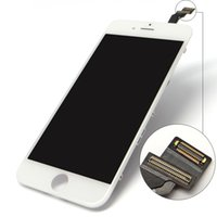 Wholesale For iPhone LCD display with touch screen digitizer complete for inch iPhone lcd DHL EMS Free