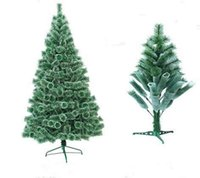 Wholesale 120 cm inch ft frosted artificial green christmas tree