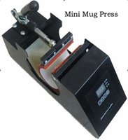 Wholesale GuangZhou CE New Advanced Fashion Signature Image Cup DIY Press Machine Mug Photo Printer Mug Heat Press Sublimation Machine