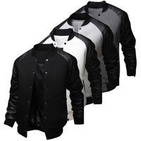 american university baseball - Fall Mens American Style Varsity Baseball Letterman College University Jacket Coat