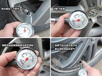 automotive tools supplies - Cheaper Automobile tire pressure table car tire gauge TPMS Tools tire pressure table barometer automotive supplies Style
