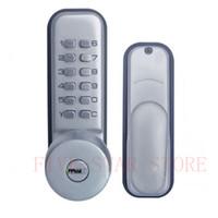FS-307B american door lock - American style mechanical interior safe door lock digital password keypad door lock for iron doors