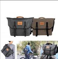 Men bicycle messenger bikes - Roswheel Waterproof Bike Bicycle Messenger Shoulder Bag Casual Fashion Men s Bag