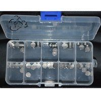 Wholesale Shim Kit For Honda CRF250 CRF250R Motorcycle Engine Parts Adjustable Valve Shims mm Complete Valve Shim Kit Cams