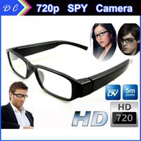 Cheap HD 32GB 720P Digital Camcorder DVR SPY Candid Camera Eyewear Glasses Video Recorder