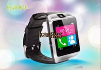 al fitness - al GV08 Smart Watch Bluetooth Smartwatch For Android Smart Phones With Camera Support Sim Card GV08 Smart Watches