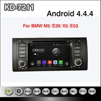 mp3 mp4 touchscreen - Pure Android A9 dual core G Din inch Capacitive Touchscreen Car DVD Player with Canbus For BMW M5 E39 X5 E53