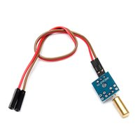 angle sensor arduino - Hot Sale Tilt Angle Module Vibration Sensor Module for Arduino STM32 AVR Raspberry Pi Potentiometer Photo Resistor order lt no track