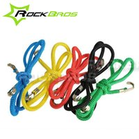 Wholesale New Bike Cycling Rubber Band Luggage Colorful Rope Bundle Rope Black Red Yellow Blue Green