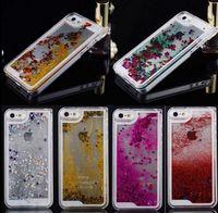 Cheap For Apple iPhone Fish case Best Plastic Silver Liquid case