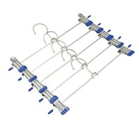 Wholesale Stainless Steel Clothes Hanger Rack CM Metal Coating Pants Hanger
