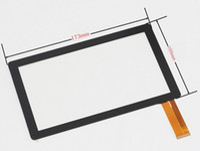 Wholesale 7 quot inch A13 A23 A33 Q88 ZHC Q8 A Tablet touch screen panel Digitizer Glass Sensor