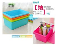 clothes box storage - color thick clothes sealing cover plastic storage box plastic finishing box storage box large size