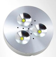 puck led light - 10pcs V DC W Dimmable LED Under Cabinet Light Puck Light Warm White Natural White Cool White for Kitchen lighting