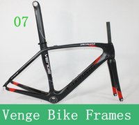 Wholesale Cadres de velo Carbon Bike Frame Black red White Specilized Bike Frames Carbon Fibre Road Bike Frames Pro Team Road Bike Frames