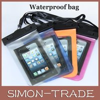 Cheap For Apple iPhone Waterproof Dry Bag Best Plastic  PVC Underwater