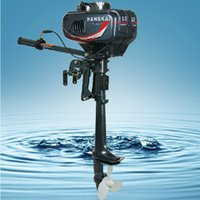 Wholesale Cheap Quality Hangkai HP stroke outboard motors price with CE certification