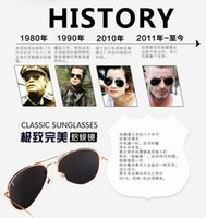 eye protection glasses - Sunglasses AAAA quality UV400 Protection Sunglasses Driving Designer SunGlasses Polarized for Men Women Original packing