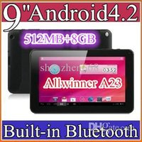 5 inch ebook reader - 50PCS cheap inch Dual camera core Android Tablet PC MB GB GHz Allwinner A23 Bluetooth Ebook Reader