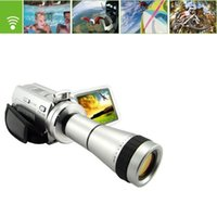 Wholesale 2016 new p X zoom multi function Wild Adventures ultra long range camera outdoor remote binoculars telephoto funny camera